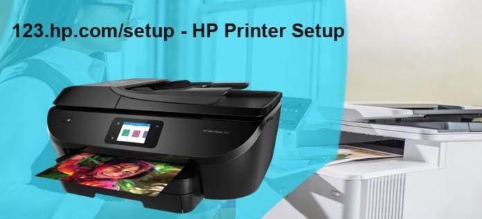 Setup HP Printer