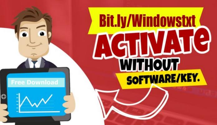 Windows 10 Activator txt