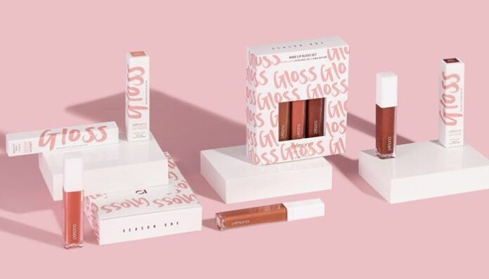 Lip Gloss Boxes with Logo